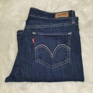 Levi Jeans 518 Super Low 13M Junior, 33x30 Women